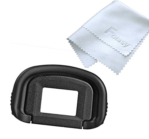Fotasy EG Eyecup for Canon EOS-1D Mark III/IV, 1Ds Mark III and 7D Cameras (Black)