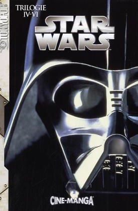 Star Wars, Cine-Manga, Tl.4-6 : Trilogie IV-VI, 3 Bde.