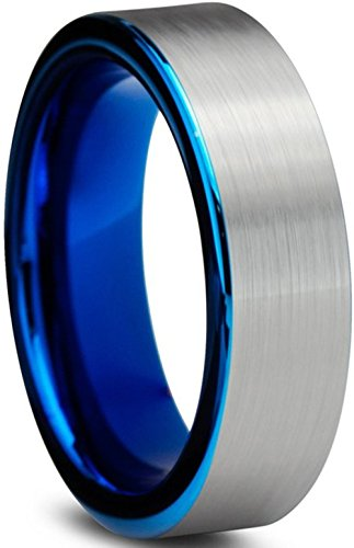 King Will Tungsten Carbide Brushed