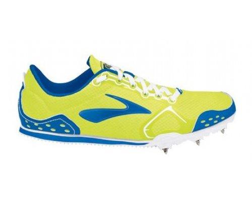 Brooks Men's Pr Ld M Trainer Yellow/Blue ZyOAUtlQ