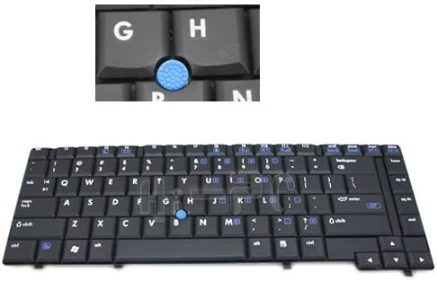 New Keyboard for Hp Compaq 6910 6910p 446448-001 Black Layout Us