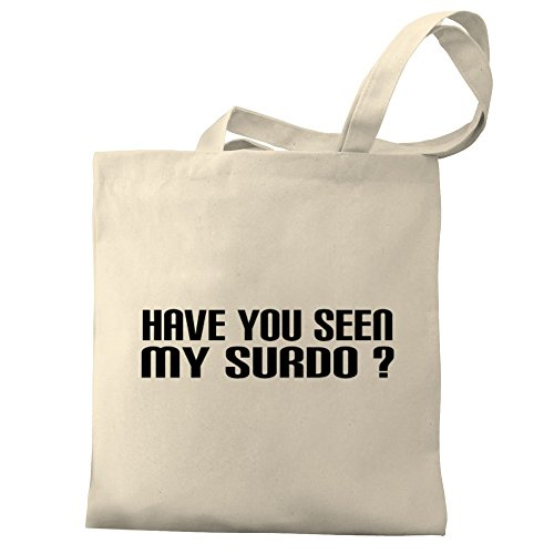 you my Bag Surdo seen Eddany Eddany Have Tote Canvas Have vwq4Xvt
