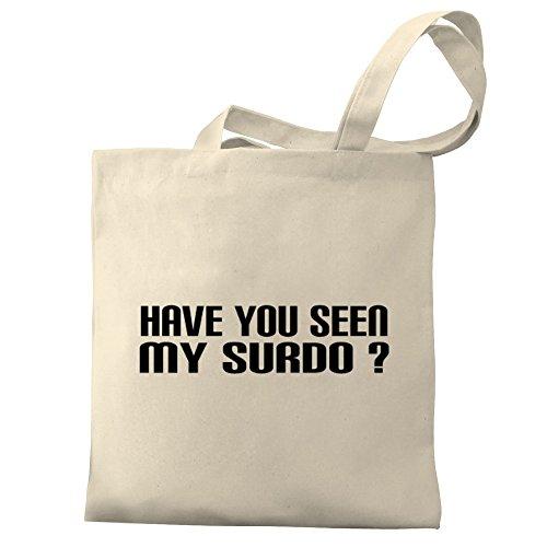 Eddany Bag you Have my Tote Canvas Surdo seen Eddany Have zq5pvZ