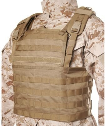 14210 - Lw Recon Chest Harness Tan (Blackhawk Tactical Chest Harness compare prices)