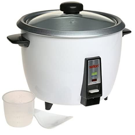 Amazon.com: Salton ra7 a 7-cup Arrocera: Kitchen & Dining