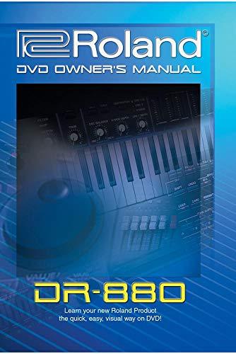 Roland (Boss) DR-880 DVD Video Training Tutorial Help (Boss Dr Rhythm Dr 880 Rhythm Machine)