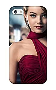 Amanda W. Malone's Shop For Iphone 5/5s Protector Case Gangster Squad Emma Stone Sean Penn Phone Cover 6208728K23645462