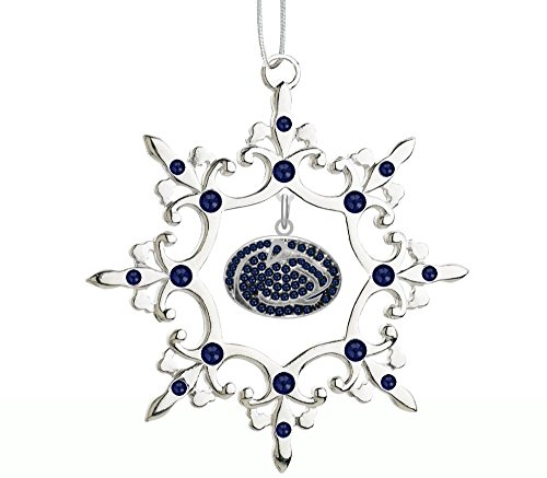 Final Touch Gifts Penn State Rhinestone Christmas Ornament (Penn State Christmas Ornaments)