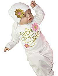Baby Girl\'s Nightgowns | Amazon.com