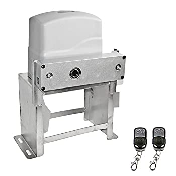 Image of Home Improvements ALEKO AC1500NOR Chain Driven Sliding Gate Opener for Gates up to 45 Feet Long 1500 Pounds
