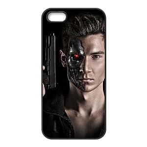 Terminator iPhone 5 5s Cell Phone Case Black I3628768