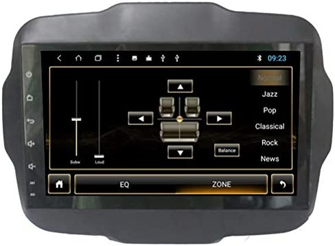Autoradio Mit Android 8 1 Für Jeep Renegade 2016 2017 Elektronik