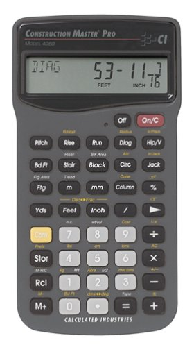 Calculated Industries 4060 Construction Master -