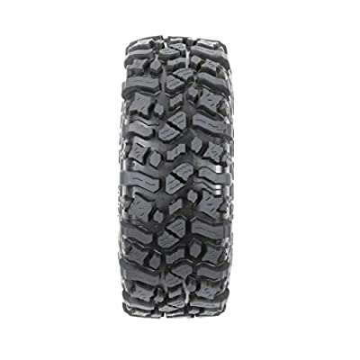 Pit Bull Pb9011Nk Rock Beast XL 1.9 Scale Tires with Foam (2Piece): Toys & Games