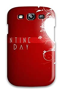 Earurns Scratch-free Phone Case For Galaxy S3- Retail Packaging - Happy Heart Balloon