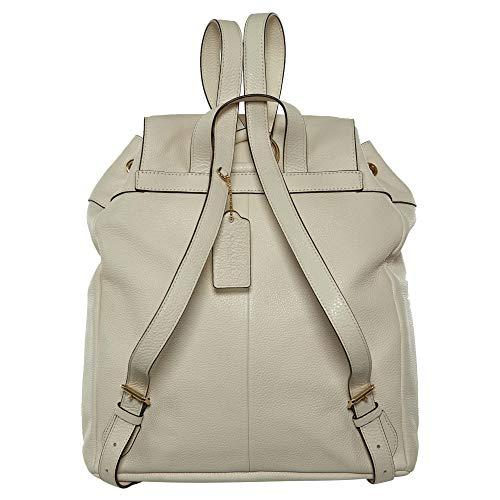 Purse Backpack Leather Pebble Handbag Coach Chalk Bag REXFOFn5q
