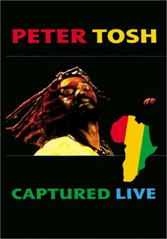 Peter Tosh - Captured Live