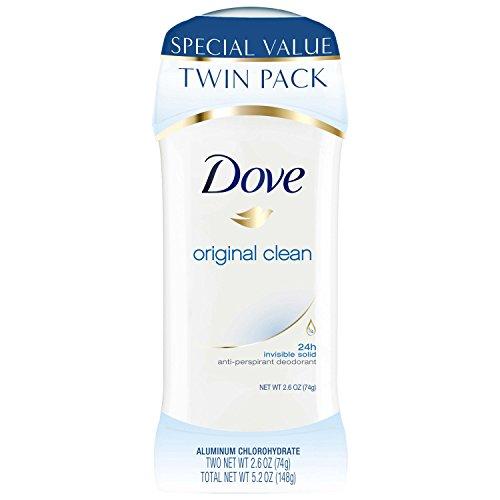 Dove Anti Perspirant Deodorant Original Clean