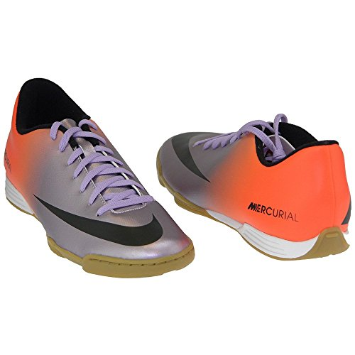 Nike - Mercurial Vortex IC - Color: Arancione-Argento - Size: 45.5