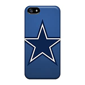 JenniferTziamouranis Snap On Hard Cases Covers Dallas Cowboys Protector For Iphone 5/5s
