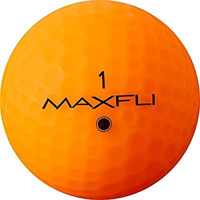 Maxfli StraightFli Matte Golf Balls