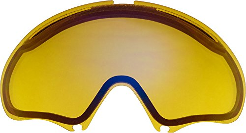 ZERO Replacement Lenses For Oakley A Frame2.0 Snow Goggle Light Yellow Mirror - Oakley A-frame Replacement Lenses
