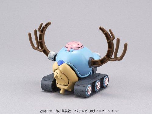 Bandai Hobby Mecha Collection #1 Chopper Robot Tank Model Kit (One Piece)