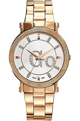 GO, Girl Only Analogue Silver Dial Women's Watch - 694885