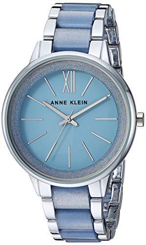 Anne Klein Womens AK-1413LBSV