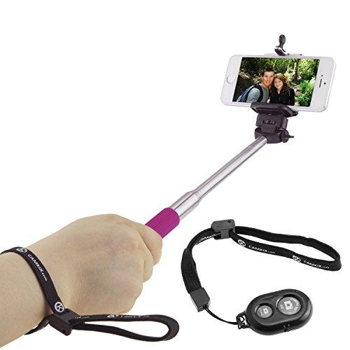Selfie Stick Bluetooth Remote Smartphones