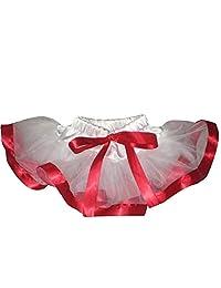 SK Studio Kid Girls Tutu Skirt Tulle Ballet Wear Dance Dress