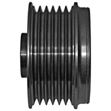 NEW 6 GROOVE PULLEY FORD CROWN VIC MITSUBISHI 200 AMP ALTERNATOR FITS 619-31122 519-40511 619-31122 5406 535-0145-10 F-552562