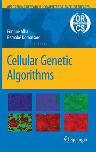 Cellular Genetic Algorithms (Operations Research/Computer Science Interfaces Series) pdf epub