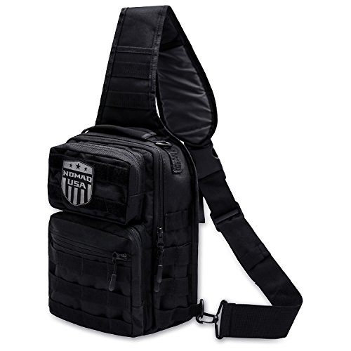 Nomad USA NEW ITEM Tactical Bag – Backpack for Camping, Hiking and Hunting