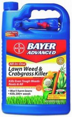 Bayer Lawn Weed And Crabgrass Killer (Bayer Advanced Lawn Weed And Crabgrass Killer)