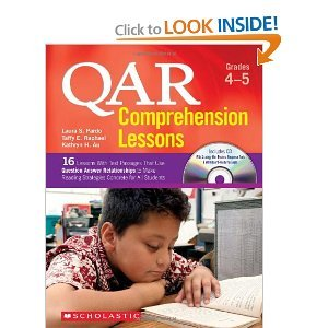 (QAR Comprehension LessonsGrades 4516 Lessons With Text Passages by Raphael)