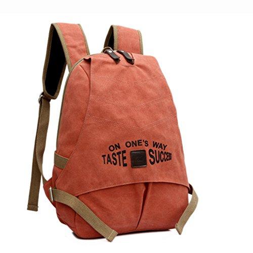 bolsa de lona Sra./bolso de hombro de gran capacidad/mochilas/La bolsa de ordenador/mochila de la universidad del viento/Bolsas de viaje-B A