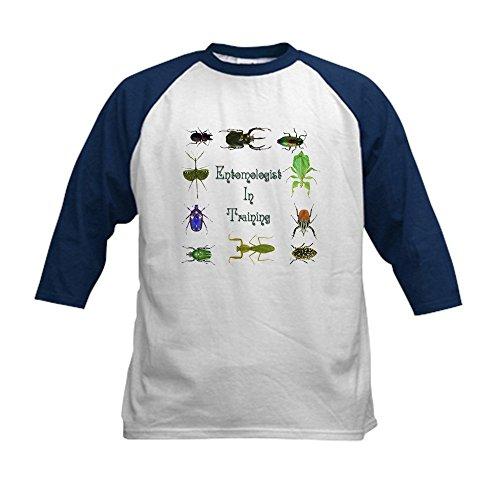 CafePress - Entomologist In Training 2 Kids Baseball Jersey