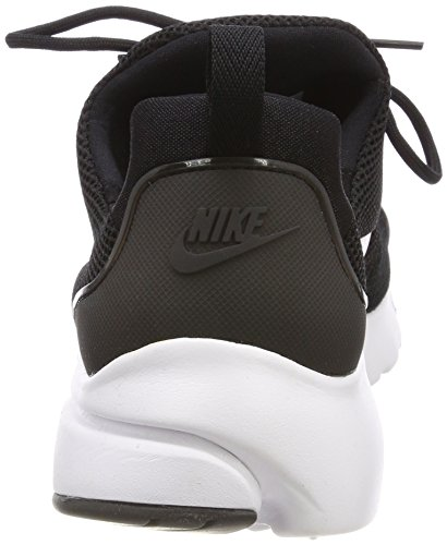 White 002 Presto Blanc NIKE Black black Gymnastique Fly Chaussures Blanc de Homme Noir Blanc 6BP1q