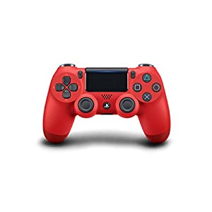 DualShock 4 Magma Red Controller – PlayStation 4 Magma Red Edition