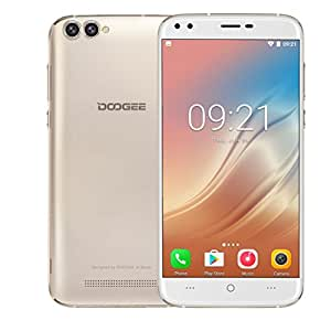 Smart Cellphone,Rucan Android 7.0 2G+16G 5.5 inch 3G Smartphone Quad Core Dual SIM 3360mAh (B)