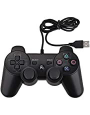 Finera Wired PS3 Controller, USB Port for Playstation 3(1.8M Length)