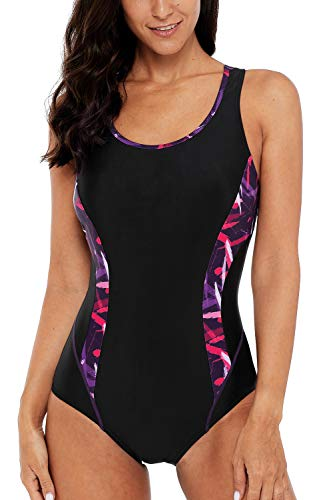 ng Torso Lap Swimsuits One Piece Sport Racing Swimwear XL ()