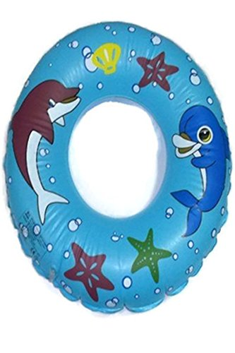 baby-kids-toddler-inflatable-swimming-swim-ring-float-seat-boat-pool-bath-safetyblue