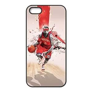 Allen Iverson iPhone 4 4s Cell Phone Case Black 218y-935886