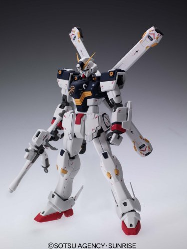 Crossbone Gundam X1 Ver Ka Model Kit - Crossbone Gundam