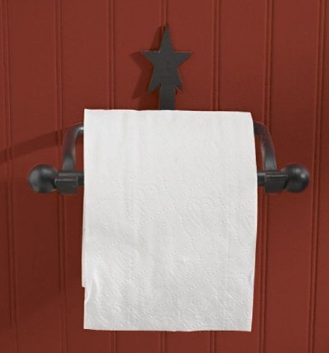 Park Designs Star Toilet Tissue Holder