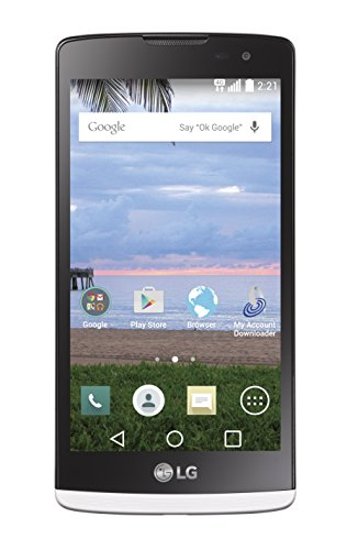 LG Destiny 4G Android Prepaid Phone with Triple Minutes (Tracfone)