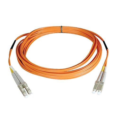 Tripp Lite Duplex Multimode 62.5/125 Fiber Patch Cable (LC/LC), 2M (6-ft.)(N320-02M)