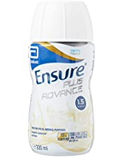 Abbott Ensure Plus Advance Nutrition Liquid with HMB -Vanilla (220ml)